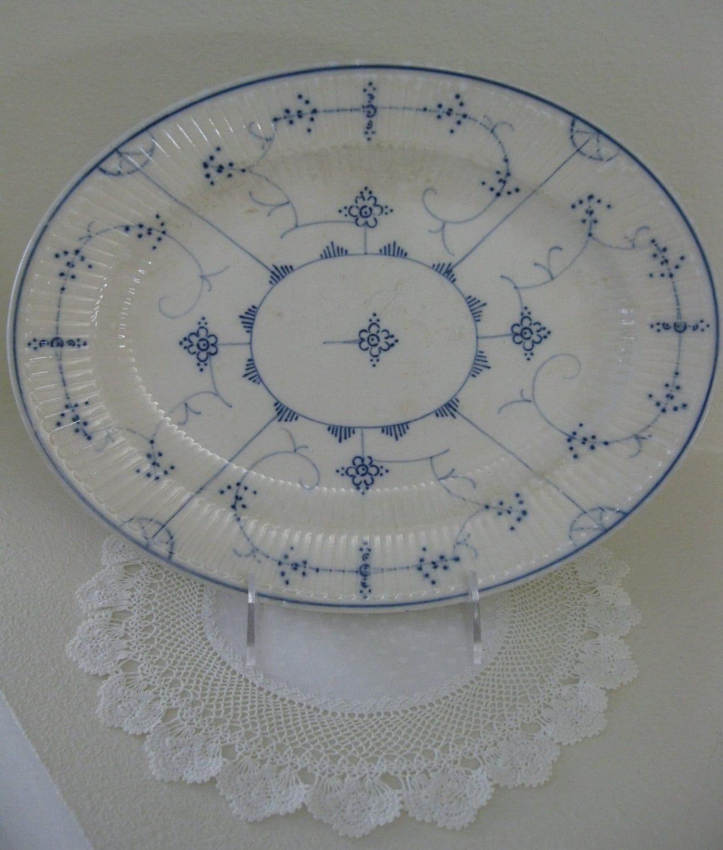 On sale antique villeroy boch dresden serving platter for Villeroy boch sale
