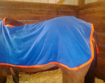 Custom Horse Quarter Sheet
