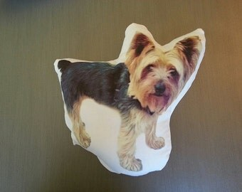 Dog Pillow, Graduation, Housewarming, Father's Day Gift