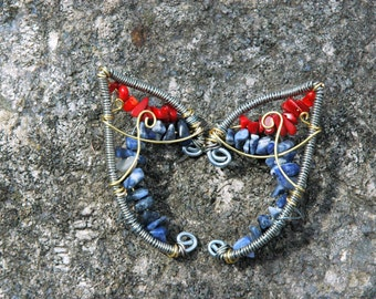 Butterfly Faerie Elf Ear Cuffs