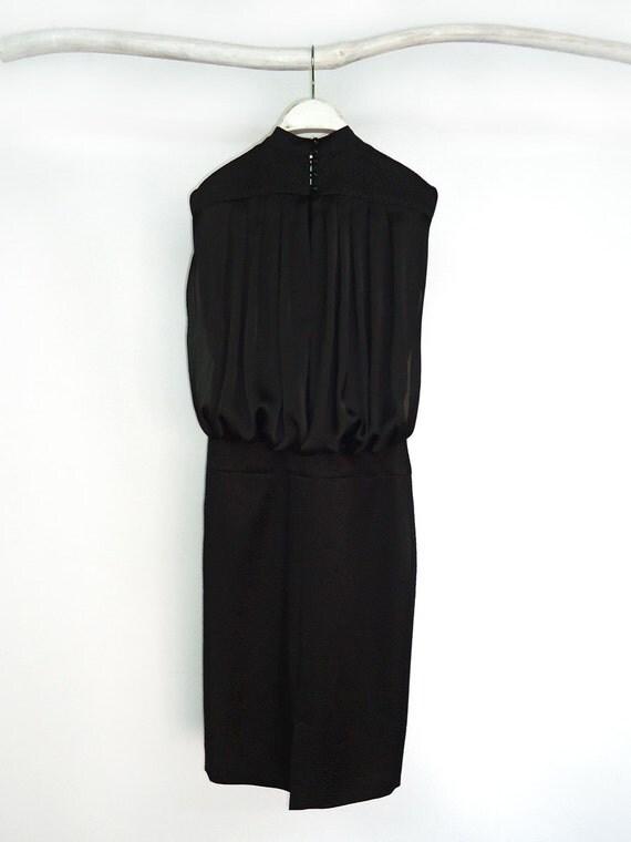 Items similar to Dress, Black Dress, Elegant Dress, on Etsy