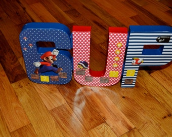 Super Mario Birthday Party Decorations