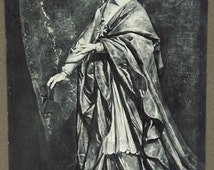 Rudolf Lesch Fine Arts Photo Print Flemish Painting Portrait Cardinal Richelieu