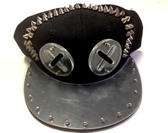 BLACK SPIKED XX Cap