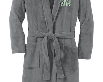 Monogram Bathrobe