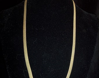"""24"""" Gold Necklace #197"""