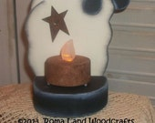 PATTERN for Sheep Tea Light