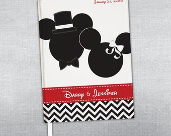Mickey & Minnie Invitations was adorable invitations layout