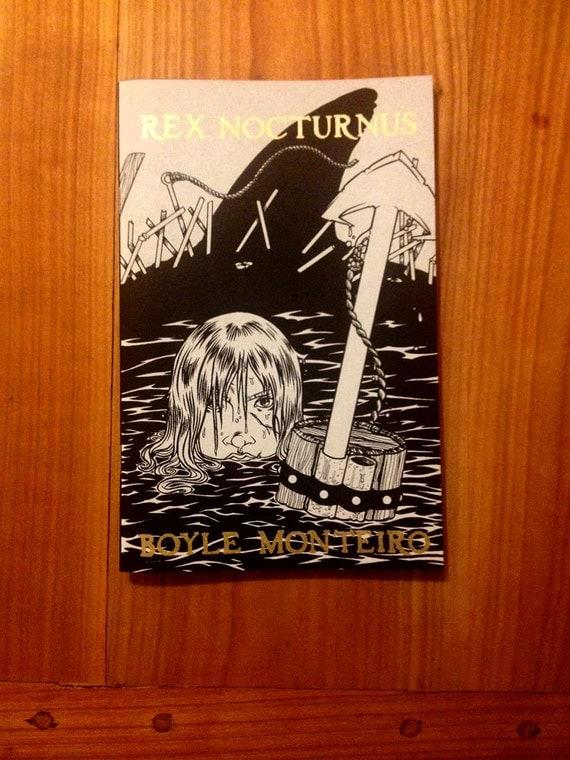 Rex Nocturnus Limited Edition Comic Book