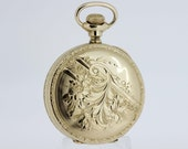 14K Gold American Waltham Pocket Watch