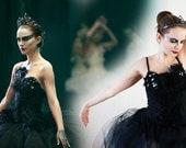 Black Swan Kostuum handgemaakt