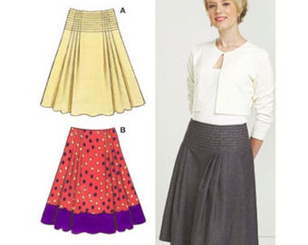 Sewing Pattern - Misses Pattern,  Skirts Pattern, Kwik Sew #K3566