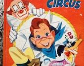 Howdy Doody's Circus Little Golden Book