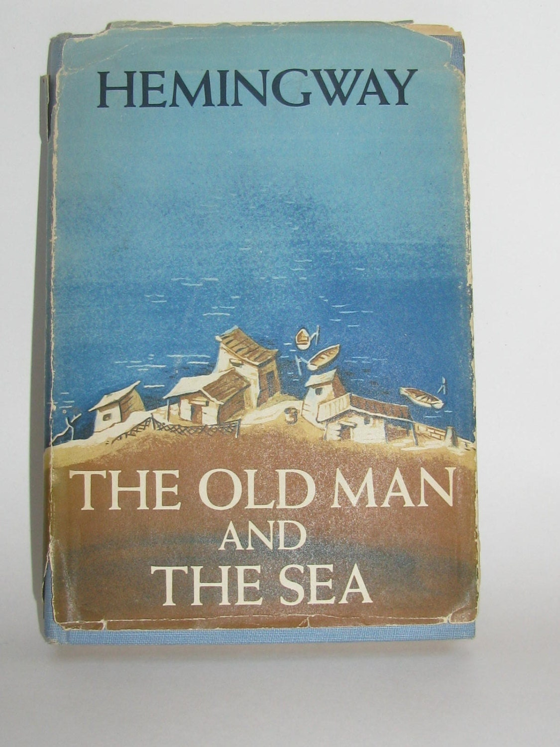 a review of the old man and the sea by ernest A short summary of ernest hemingway's the old man and the sea this free synopsis covers all the crucial plot points of the old man and the sea.