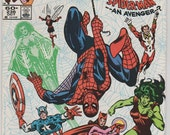 Reserved for Dennis: Avengers; Vol 1, 236 Bronze Age Comic Book  NM-. October 1983.  Marvel Comics