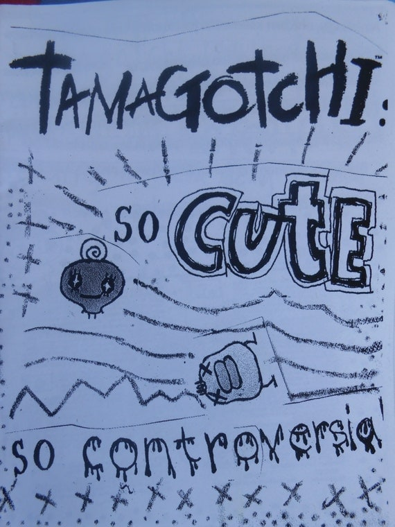 Tamagotchi: So Cute, So Controversial
