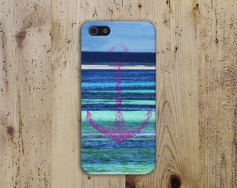 Anchors Away Beach Phone Case,iPhone 7, iPhone 7 Plus, Protective iPhone Case, Galaxy s8, Samsung Galaxy Case, Note 5, CASE ESCAPE