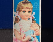 70s Jane and Jenny doll New in the box Missing baby Mint