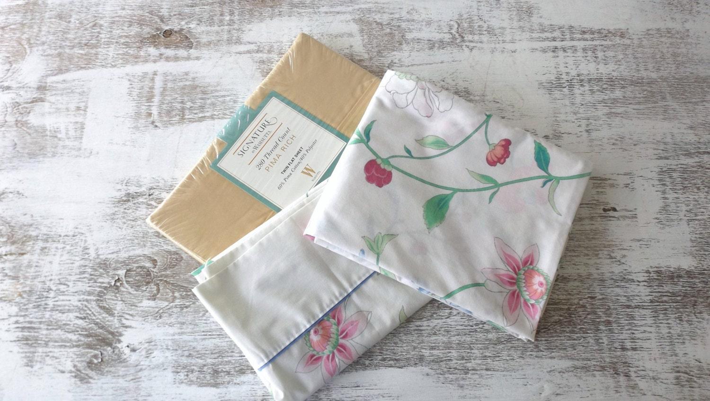 Draps vintage set ensemble de draps de lits twin r serv for Drap housse traduction