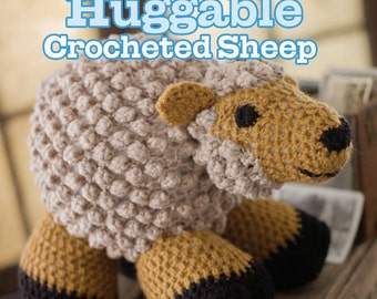 Huggable Crocheted Sheep Crochet Pattern Download (803019)