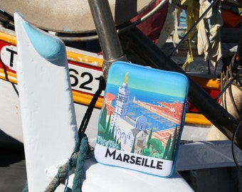Marseille iPad sleeve