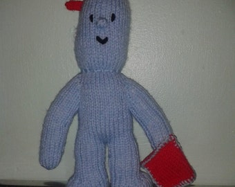 Knitting Pattern Iggle Piggle : Popular items for piggle on Etsy