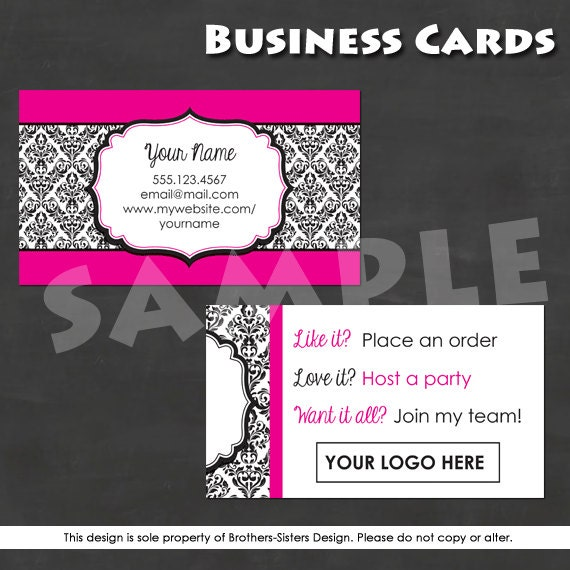 Vistaprint business card template wajeb
