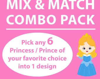Mix & Match Combo Pack