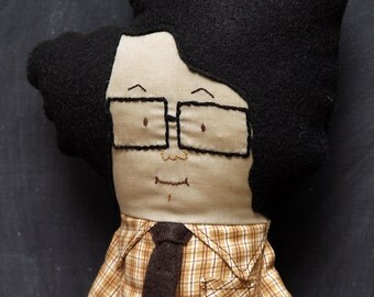 Moss IT Crowd Doll--ready to ship
