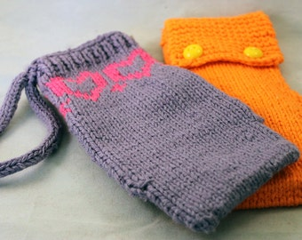 SALE Knitted PSP Cases