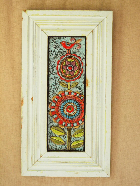 Mosaic Wall Art Mosaic Tile Art Framed Mosaic Lina S