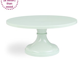 Mint Green Wedding Cake Stand