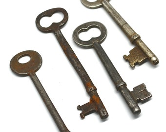 Vintage Skeleton Keys Jewelry Supply Jewelry Findings