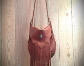 Sahara Fringe Bag
