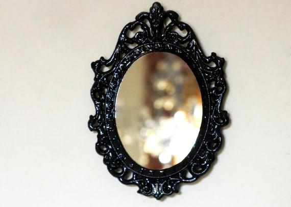 ornate baroque black wall - photo #41
