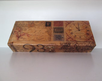 Gift For Him Personalized Keepsake Memory Box Men's Gift