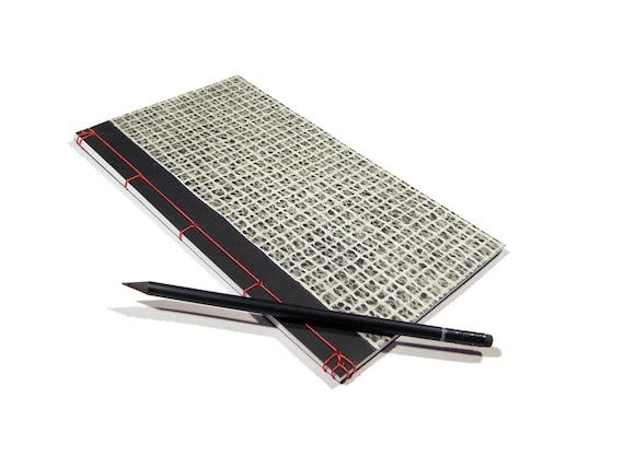 Japanese Notebook Paper Zen Minimal Not...