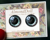 Ooak Enlarge Blythe hand painted eye chips no.423 by AlmondDoll