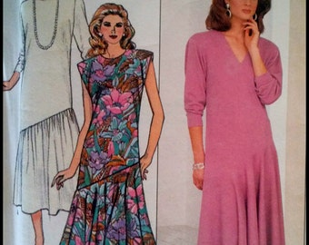 Butterick 3958  Misses' Dress Size (16-18)   UNCUT