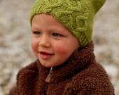 Bubbles Hat PDF knitting pattern (instructions)