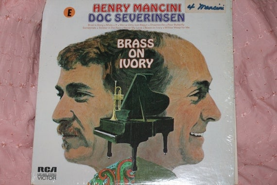 Items Similar To Henry Mancini Amp Doc Severinsen Brass On