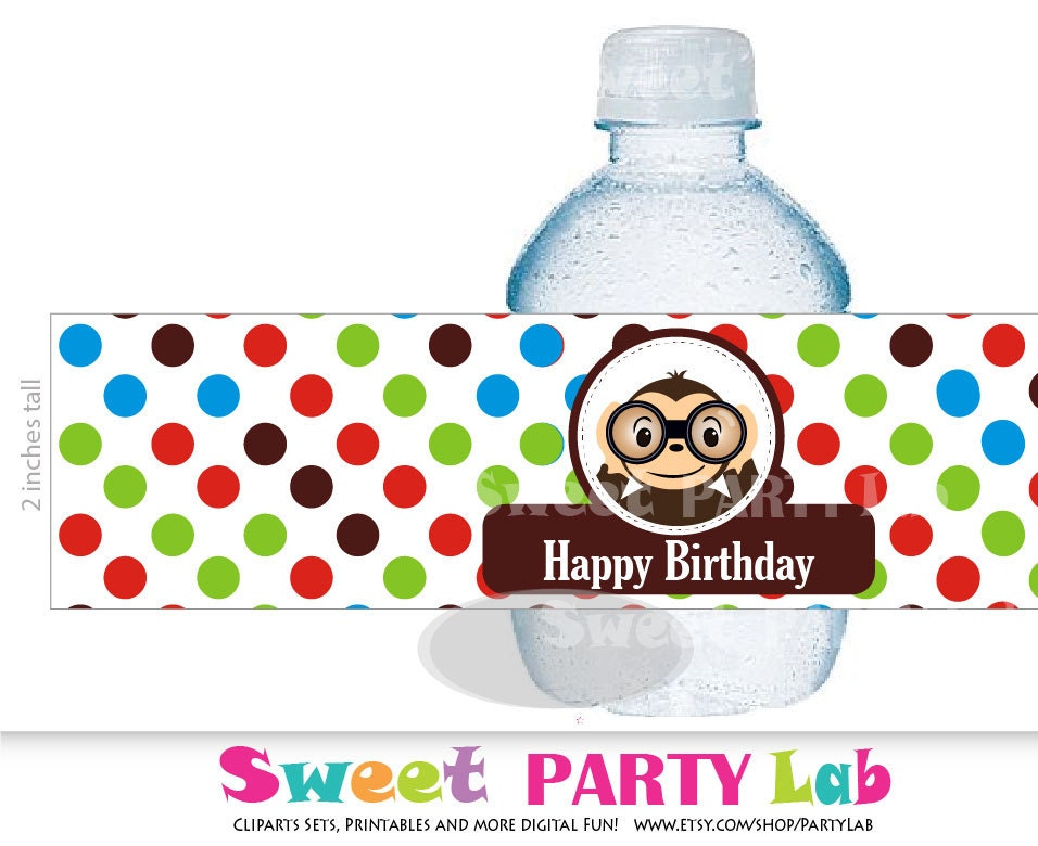 Free Curious George Printable Box by Partymazing. Don't miss some other curious George party ideas http://partymazing.com/