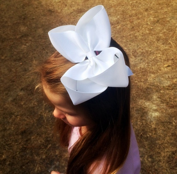 Extra Large Hair Bow Big Hair Bow For Girls Baby Headband