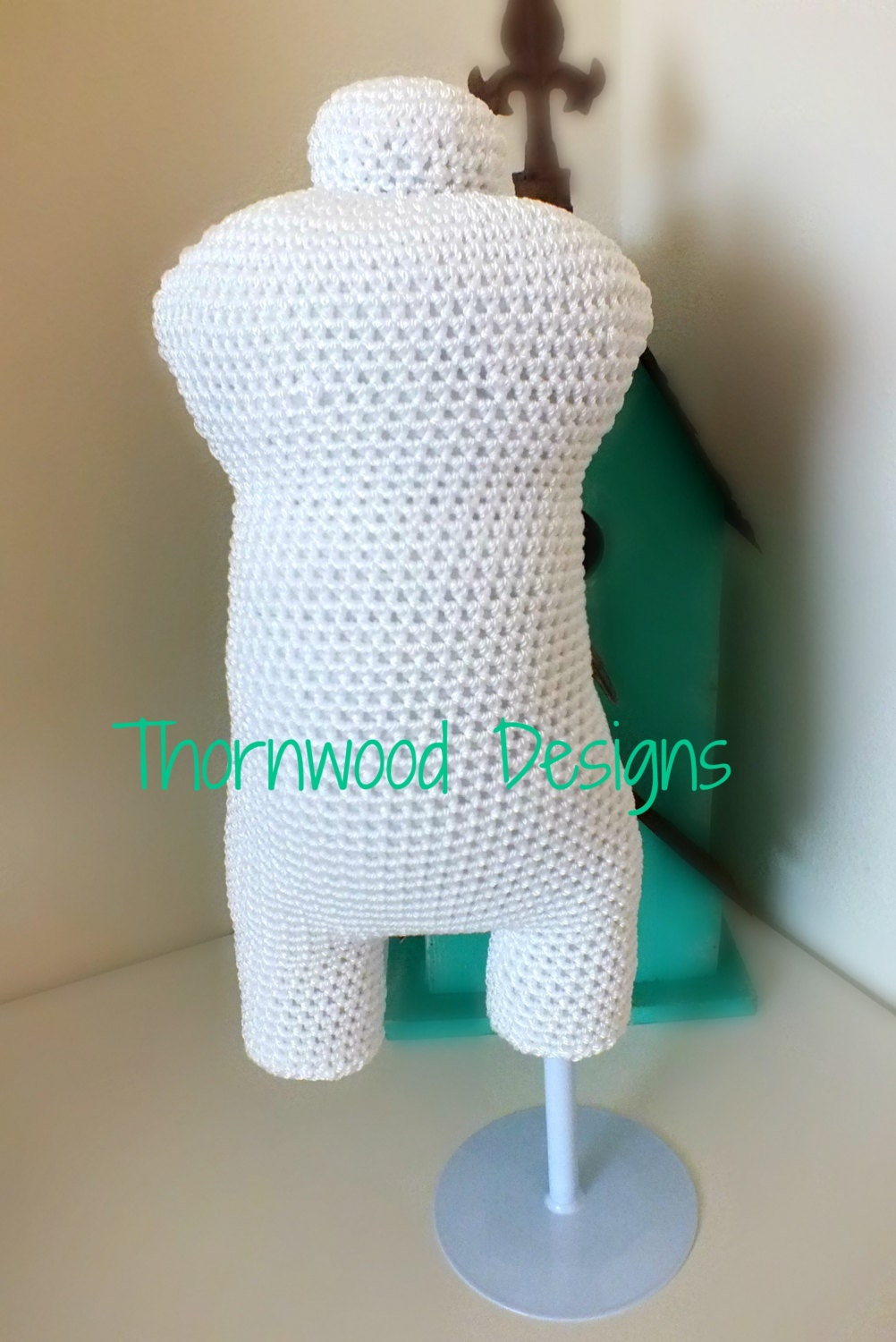 Newborn Mannequin Dress Form Baby Dress Form Crochet