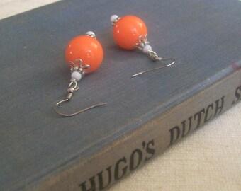 Orange NETHERLANDS / HOLLAND Earrings - International Jewelry - Oranj Dutch