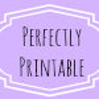 perfectlyprintable
