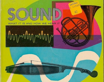 Finding Out About Science Sound What It Is and How We Hear It - Henry Brinton - Clifford Bayly - 1966 - Vintage Book