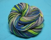 Seattle Seahawks Hand Dyed Yarn