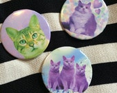 Kitsch Kitten Pin Set
