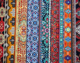 Turkish Woven Bookmarks - Buy 4 Get 1 FREE